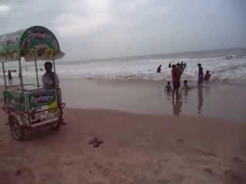 Бенгальский залив, Индийский океан