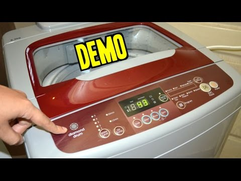 Automatic Washing Machine - Fully Automatic Washing Machine