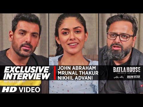 Interview: John Abraham, Mrunal Thakur, Nikhil Adv
