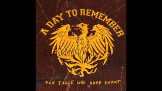 A Day To Remember - Since U Been Gone [HQ]