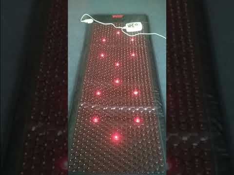 Full  Tourmaline Thermal Photon Mat