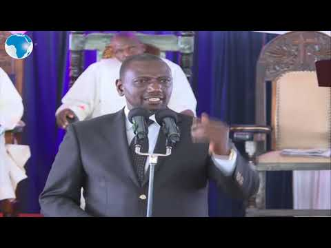 Ruto ordered Kenei and his guards to write a statement at the DCI