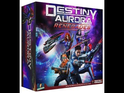 Destiny Aurora: Renegades Review