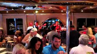 Music from Cruise Ship - Bands