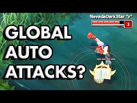 全球流 普通攻擊 看過沒?! .. 李星告訴你