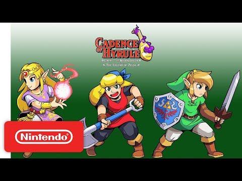Видео № 0 из игры Cadence of Hyrule: Crypt of the NecroDancer - Featuring The Legend of Zelda [NSwitch]
