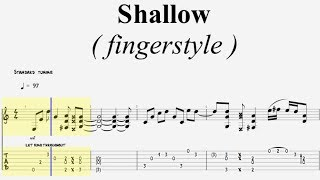 guitar tabs fingerstyle - TH-Clip