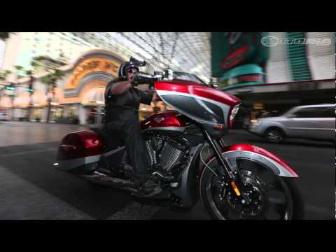 2015 Victory Magnum First Ride