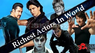 World Richest Actor - Top 11 Wealthiest Actors In This World Forbes 2017 | Most Richest Actors |