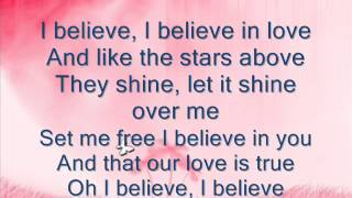 Tata Young - I Believe