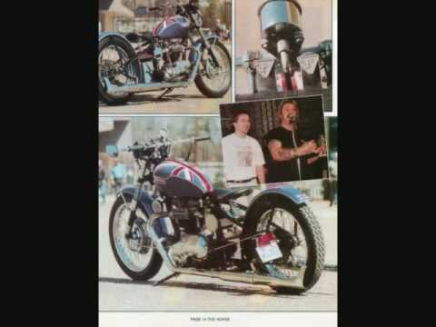 Iron Horse. The Horse BC. English Don, Press pages. vol #1