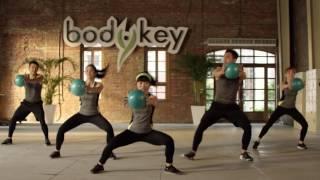 8運動課程第8周 BodyKey Scoop BodyKey綜合訓練 by Amway Taiwan