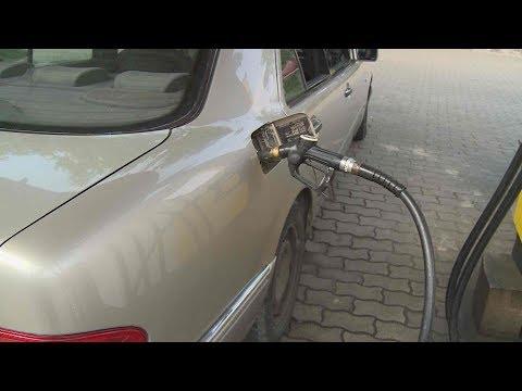 Gasprom das Benzin warum