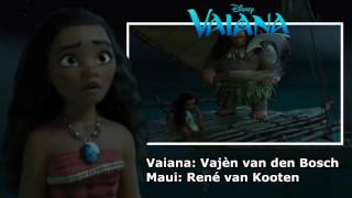 Moana - Maui Leave & Choose Someone Else (Dutch)