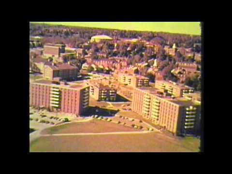 Throwback Thursday: Ohio University Campus 1973