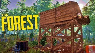 THE FOREST - PORTUGA FOI RESGATADO PELA CGN!! #01 (Co-op Survival Horror)