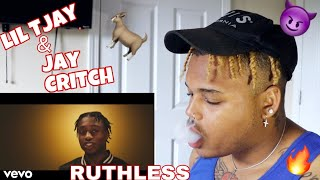 Lil Tjay   Ruthless (Official Video) Ft. Jay Critch REACTION | JessieT Tv