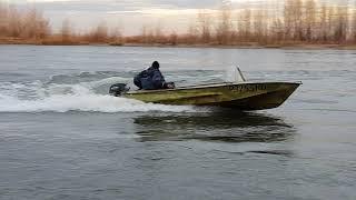 Продажа лодка обь 1