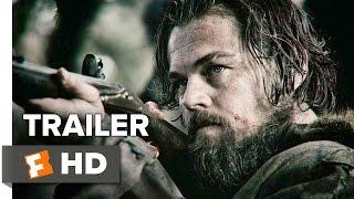 The Revenant Official Teaser Trailer #1 (2015) - Leonardo DiCaprio, Tom Hardy Movie HD