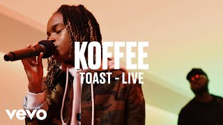 Koffee   Toast (Live)   Vevo DSCVR