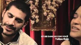 Tulipa Ruiz e Criolo cantam 'Só Sei Dançar Com Você'   (MTV )
