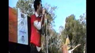 Maroon 5 - Tangled (Live at Free San Jose show 06/05/2003!)