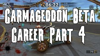 Carmageddon: Reincarnation - Isle Of Plight - Career Mode Part 4 [PC]