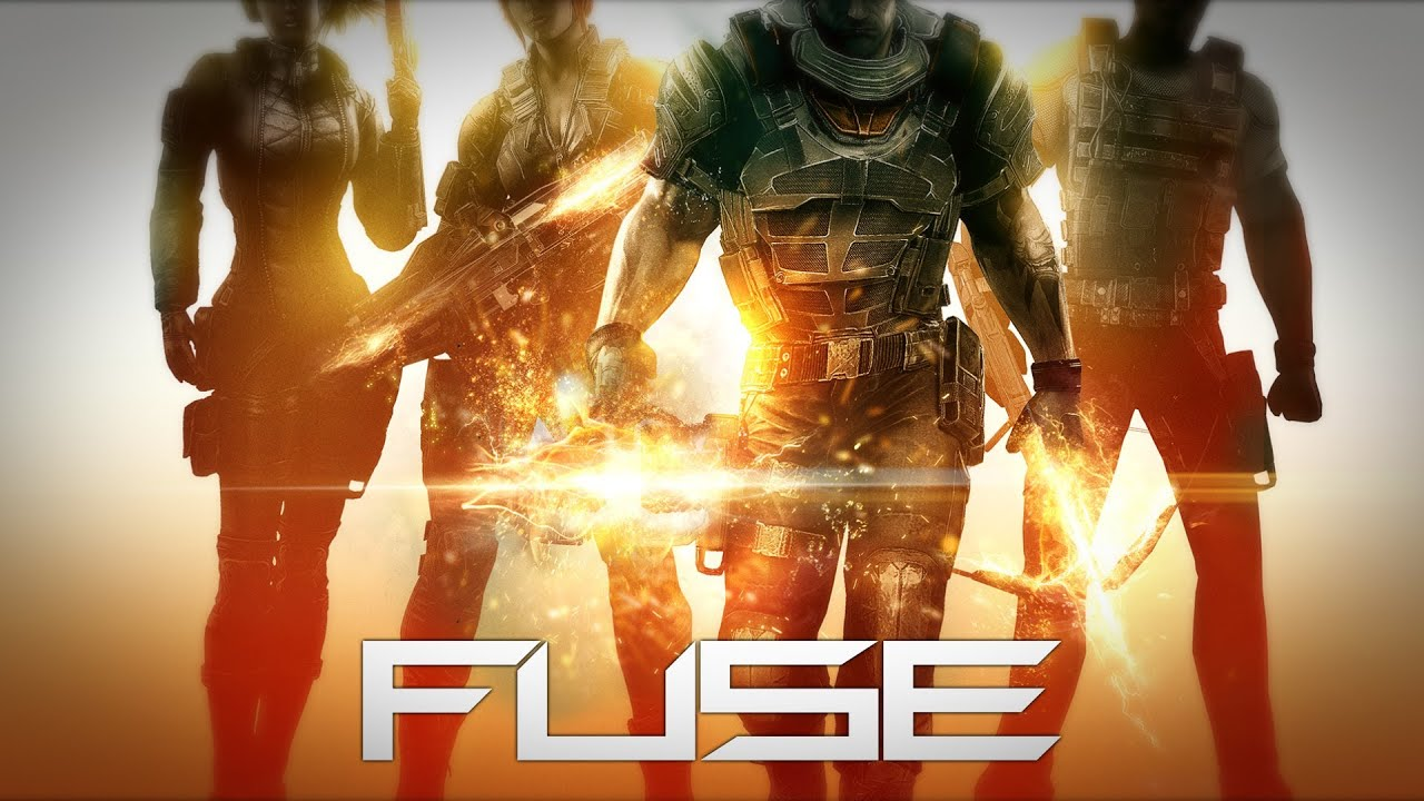 In Fuse, The Guns Feel Like Superpowers You Can Hold In Your Hands