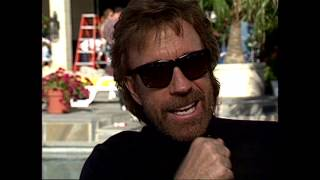 Walker, Texas Ranger: Chuck Norris Exclusive TV Interview