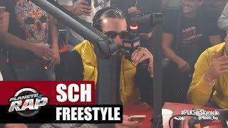 SCH   Freestyle #PlanèteRap
