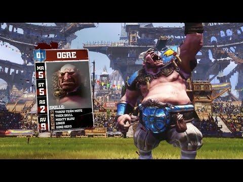 Видео № 1 из игры Blood Bowl 2 (Б/У) [PS4]
