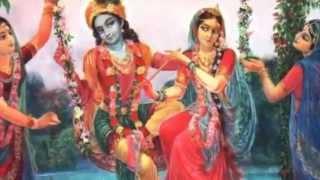 """Radhe Krishna Bhajan   """"Mithe Ras Se Bharyori Radha"""