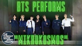 BTS: Mikrokosmos