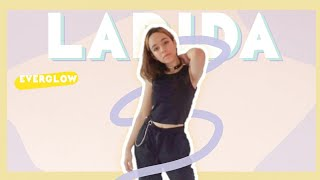 【SHORT DANCE COVER】'LADIDA' - EVERGLOW | Cover by Azy
