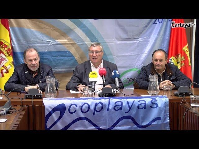 Presentación Renovación Bandera Ecoplayas 2019 - Cartaya - El Rompido - Nuevo Portil