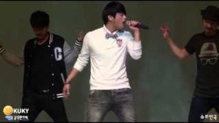 [Seo In Guk] 사랑해U-서인국.팬서비스 짱~