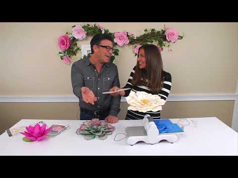 DIY Flowers with David Tutera