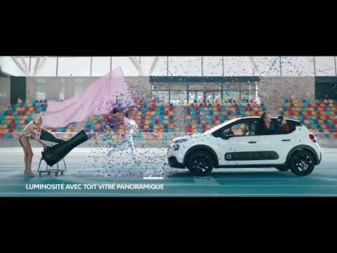 Citroen  C3 Хетчбек класса B - рекламное видео 3