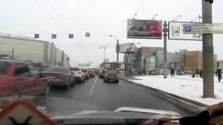 Не создаем пробки за перекрестками