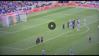 Analysing the goals | Brighton 1-0 Newcastle United