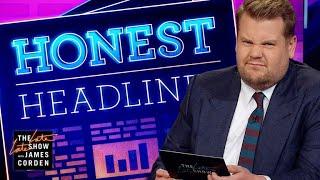 Honest Headlines - Video Youtube