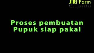 AB Mix 1L Konsentrat Bubuk Pupuk Nutrisi Hidroponik Sayuran Daun