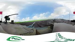 「16式機動戦闘車」乗車体験