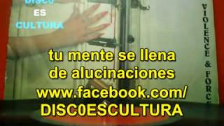 Exciter ♦ Destructor (subtitulos español) Vinyl rip