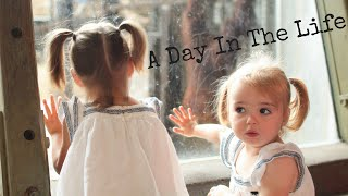 A DAY IN THE LIFE 5: FOUR KIDS INCLUDING TWIN TODDLERS ON THEIR SECOND BIRTHDAY | Nesting Story