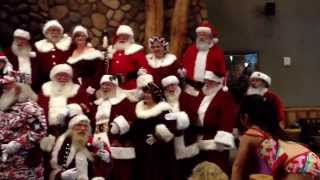 NORPAC Santas 4th Annual Conference & Workshop Great Wolf Lodge Grand Mound 2013