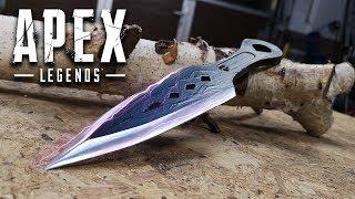 APEX Legends   Casting The Heirloom Knife (Metal Casting)