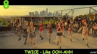 TOP 30 NEW KOREAN SONGS OF OCTOBER 2015