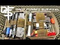 Ultimate EDC Pocket Organizer 206 Piece Survival Kit