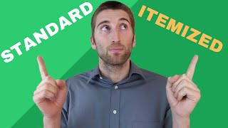 Standard Deduction vs Itemized Deductions (What's Best For You?)